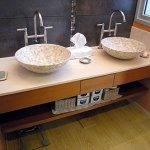 casa de banho vanitory lighting design interior aquitetura iluminação residencial