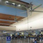Fachada_arquitetura_lighting_design_novo_nuevo_San Andrés_colombia_airport_Caribe_tocumen_ Gustavo Rojas Pinilla