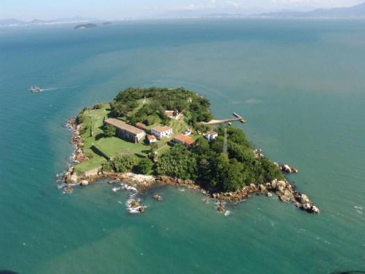 Fortaleza de Santa Cruz de Anhantomirim Gov. Celso Ramos (SC)
