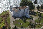 Forte de Monte Serrat em Salvador