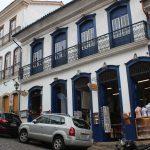 Praça Tiradentes_Minas Gerais_Estada Real_Unesco_Patrimônio_Museu_Centro Cultural_incêndio_bar cafe