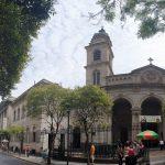 Parroquia_Santuário_Once_Buenos_Aires_Argentina_Colegio_San José_Miserere_Betharran_Fusilier_Património Histórico_Virgen