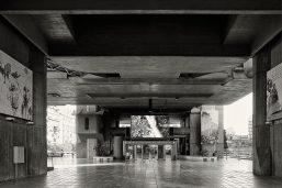 Biblioteca Nacional_Clorindo Testa_Buenos_Aires_Fachada_1