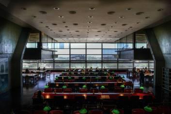 Biblioteca Nacional_Clorindo Testa_Buenos_Aires_Interior_10