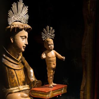 Museu_Oratório_Igreja_Carmo_Ouro_Preto_Obra_11