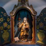 Museu_Oratório_Igreja_Carmo_Ouro_Preto_Obra_8