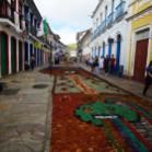 Ouro Preto_Semana Santa_Tapetes_Devocionais_Serragem_5