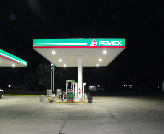 instalaciones pemex