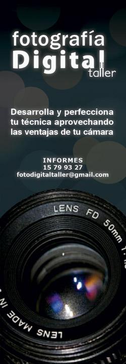 fotografía digital taller