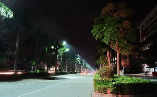 Luminarios para el alumbrado público