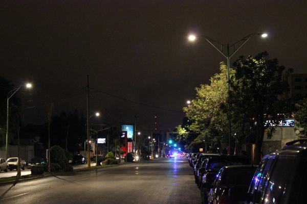 Iluminación San Luis