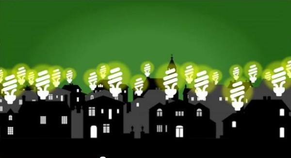 Luz sustentable