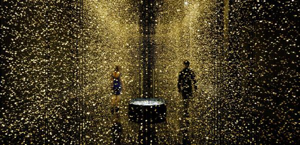 "CITIZEN ""LIGHT is TIME"" Milano Salone / Milan Design Week 2014 Space Design Tsuyoshi Tane (DGT.) Lighting&Sound Direction Yutaka Endo (UFTZUG) Photo Takuji Shimmura"