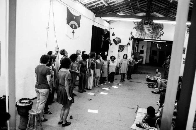 Turma 2016 apresentação do curso na Cia Brasílica