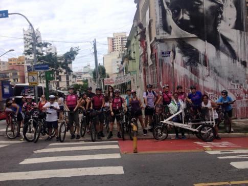 BicicletAR SESC Bom Retiro + Ilú pedala