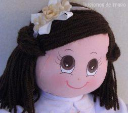 muñeca primera comunión6