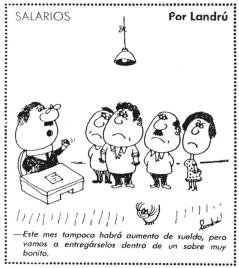 SALARIOS POR LANDRU
