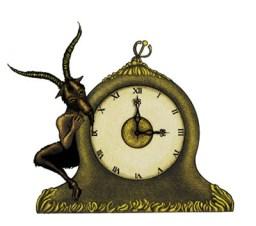 El diablo y el relojero