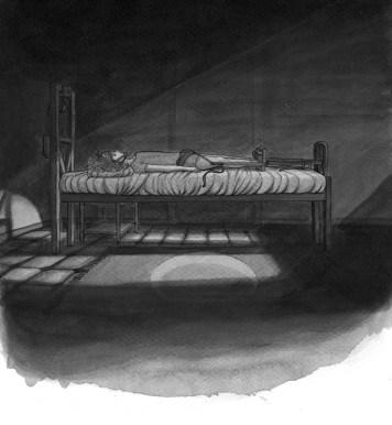 Faula, la hora del vacío - Cuento ilustrado