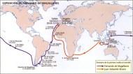 Magallanes, Elcano, Ilustres marinos historia naval, españa armada, marina, expediciones, conquista.