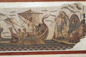 Mosaico_Ulises_Museo_ElBardo tunez ilustres marinos