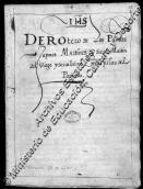 detalle, derrotero, PATRONATO,23,R 16 - 33 - Imagen Núm  31  284