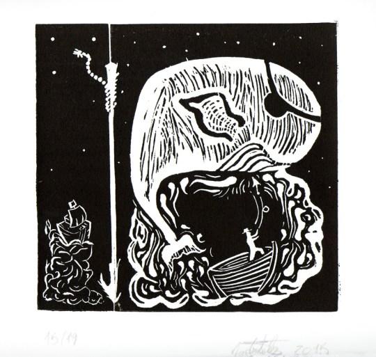 Serigrafia e Gravura | André Teles