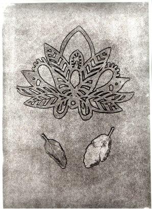 Serigrafia e Gravura   Mariana Almeida