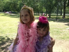 Tea Party Princesses