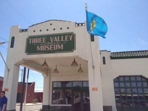 Three Valley Museum