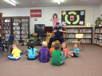 Storytime with the VAFD