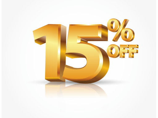 15% Refer a Friend Discount
