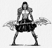 Lamia - Vampires of Tonan