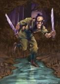 Master Hexumi - Conflicting Kingdoms CCG