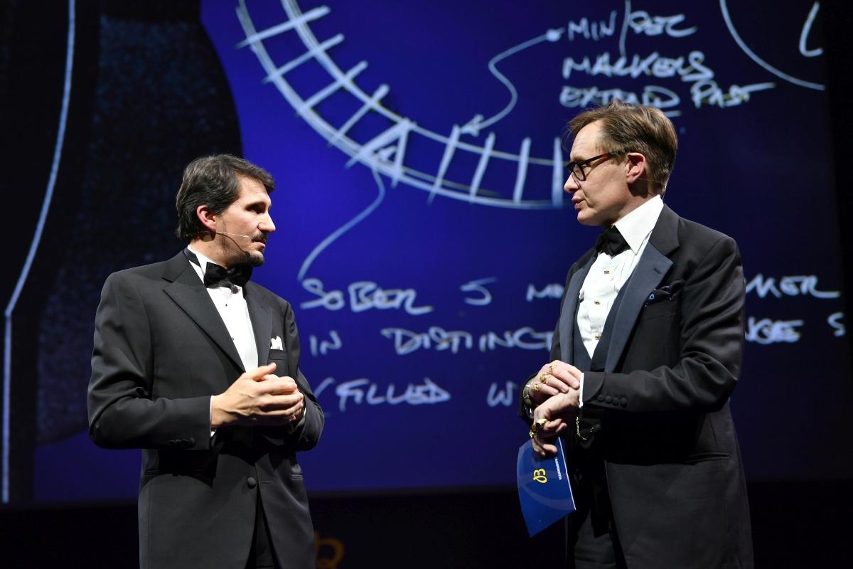 Breitling '#LEGENDARYFUTURE' Roadshow 2018 in Zurich - Dinner Show