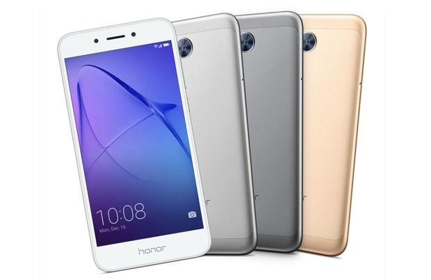15. a 16. cena – Mobilní telefon Honor A6 v hodnotě 2 990 Kč