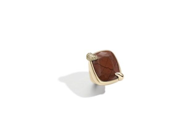 Halada Pomellato Ritratto prsten Viaggio a Pompei