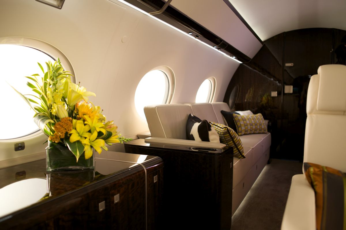 g650, G650, interiors, interior, int, final phase, completions, sn 6004, 6004, sn6004, ac 6004, ac6004,