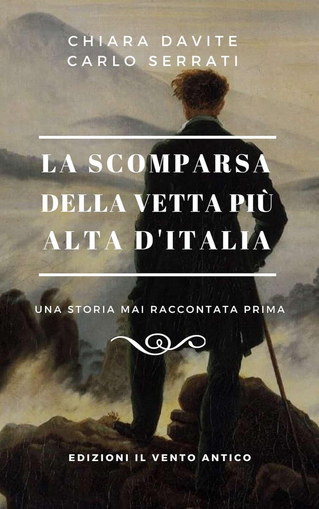 La Recensione di Matteo Palli a La scomparsa della vetta più alta d'Italia
