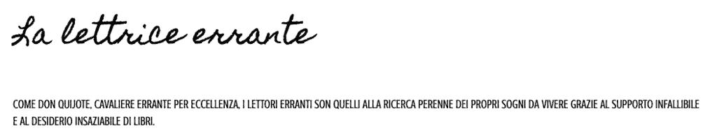 You are currently viewing La recensione di  Da me a te a cura de La lettrice errante
