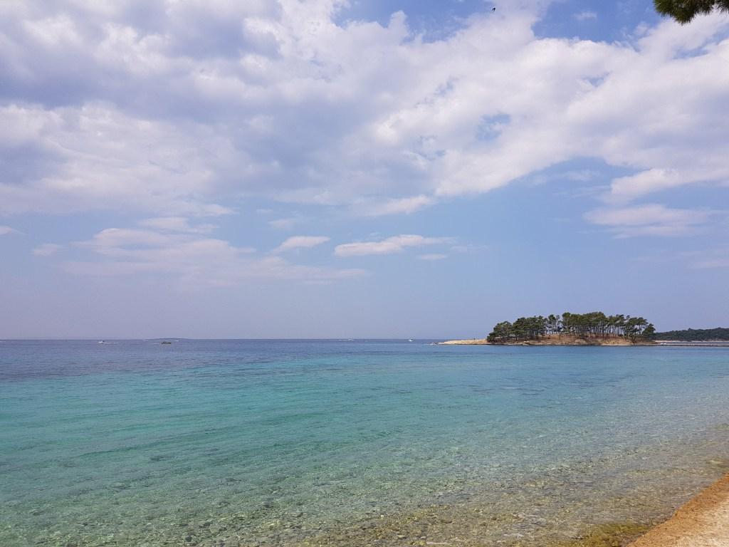 Rab, le spiagge più belle: la spiaggia di Padova II