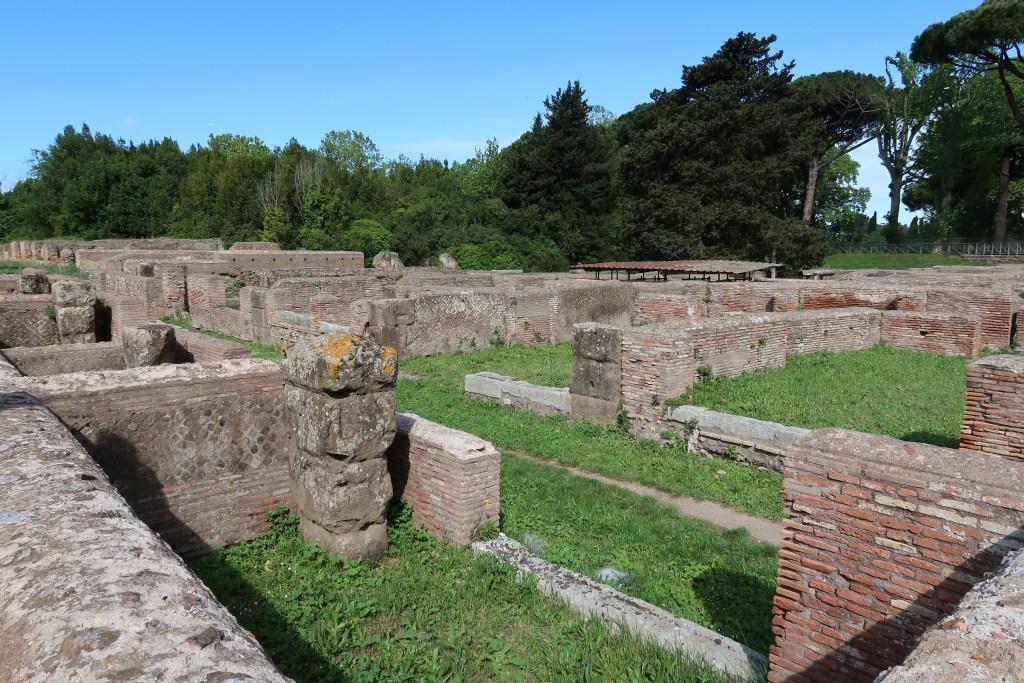 L'antica città di Ostia Antica
