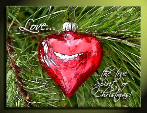 spirit of christmas love