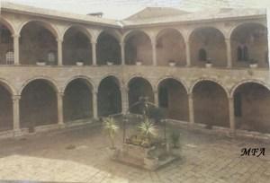 Assisi Basilica of St. Francis  Cloister