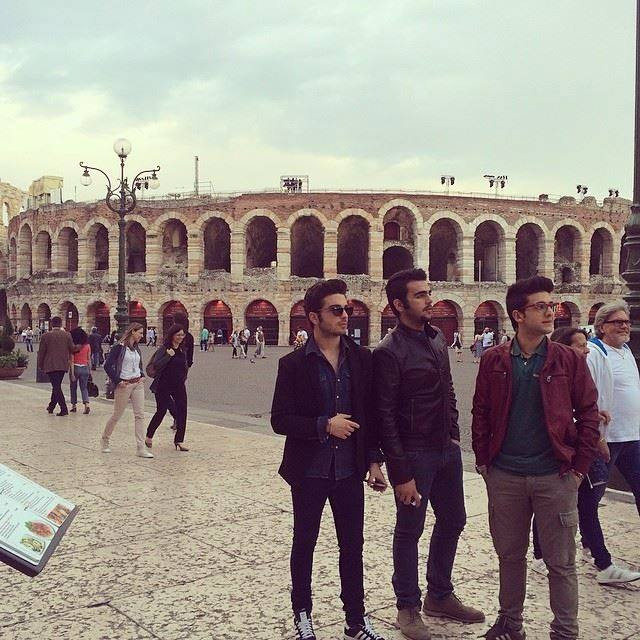 Il Volo Professional ~ Italy Promotion ~ Getting Ready for ...