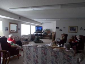 Watching DVD'S