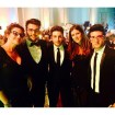 @cruciani Il Volo and friends at the Gala Telethon dinner - Rome 2014