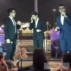 @geoffrey_kent Il Volo performs - Abu Dhabi 2014