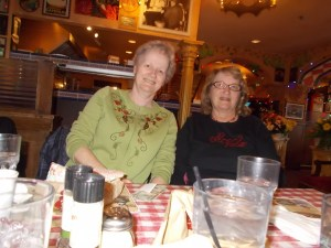 Jane and Joyce
