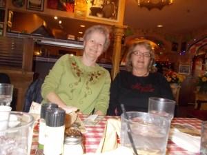 Jane and Joyce
